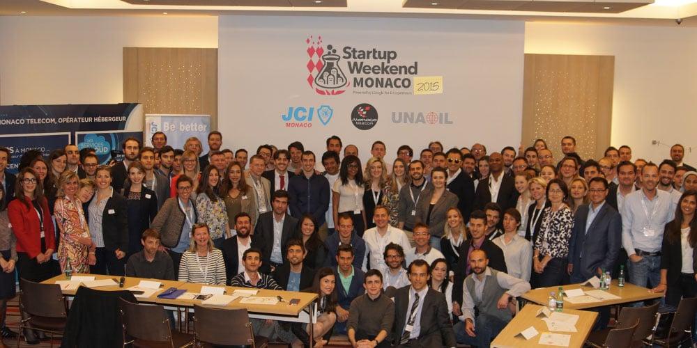 Startup Weekend Monaco 2015