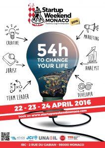 Startup Weekend Monaco 2016